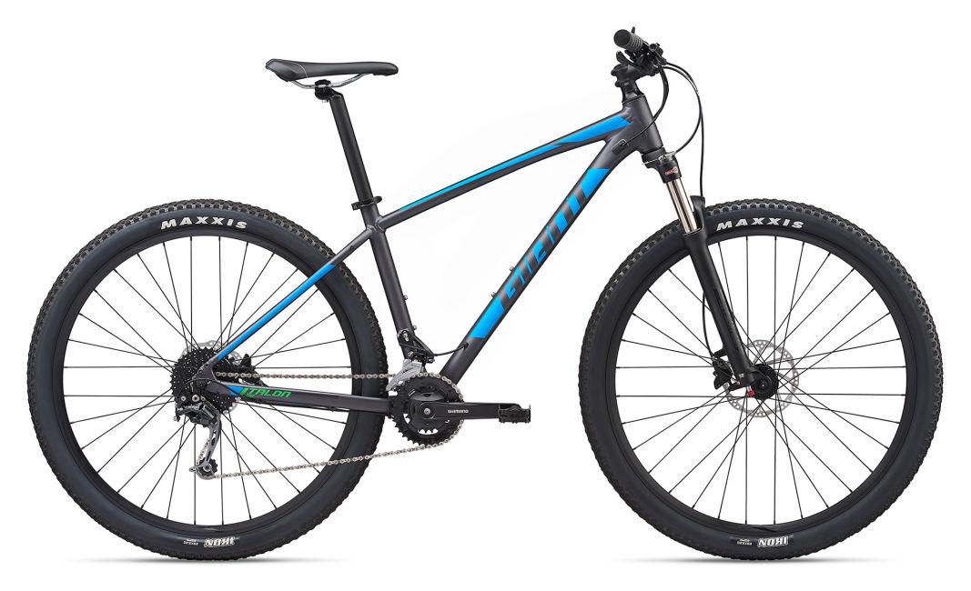 Велосипед Giant Talon 29 2-GE (2020)