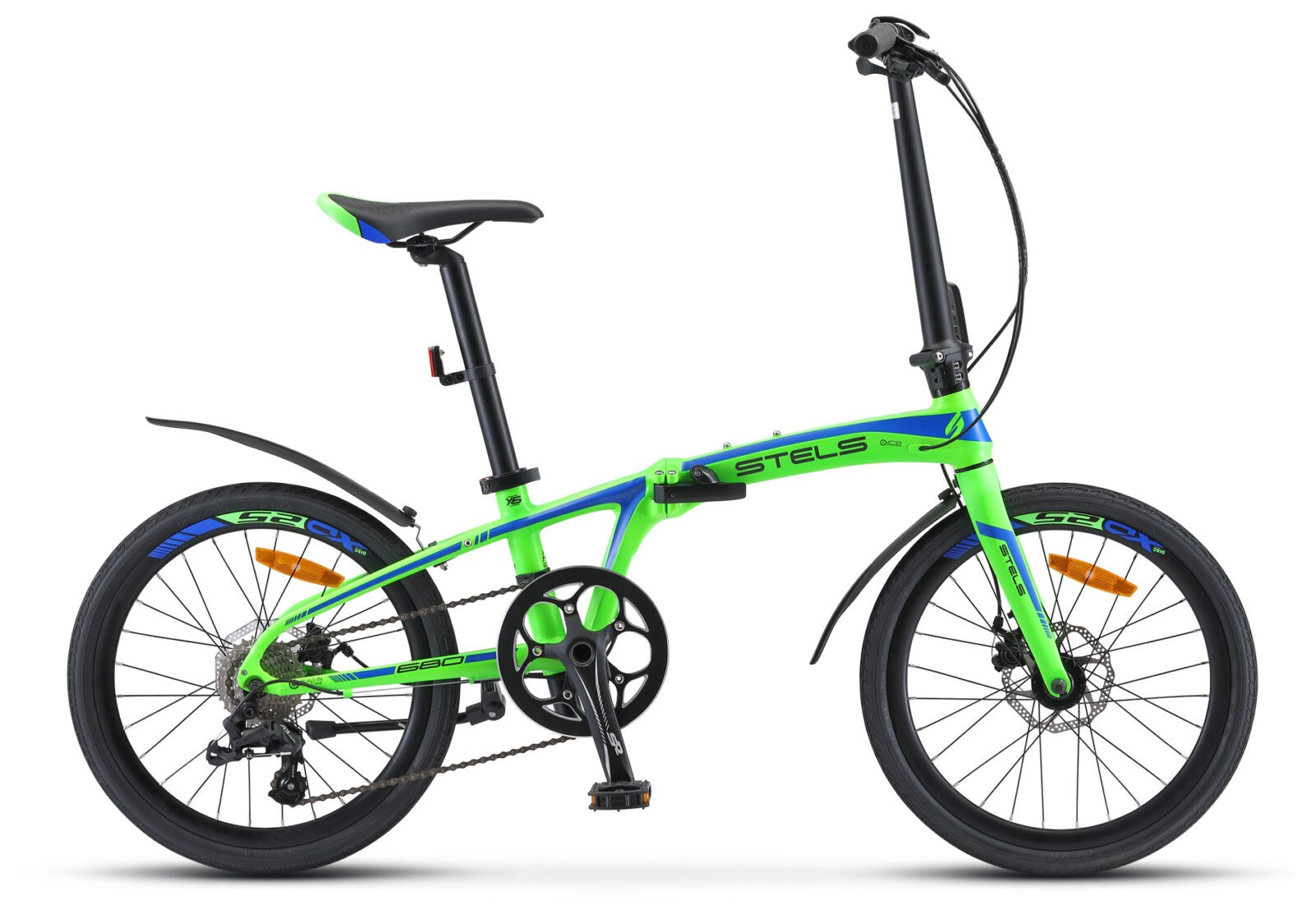 Велосипед Stels Pilot 680 MD 20 V010 (2019)