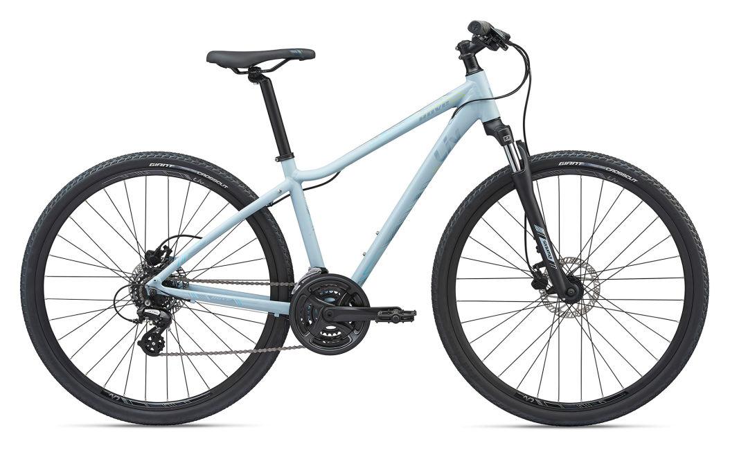 Велосипед Giant LIV Rove 4 DD Disc (2020)