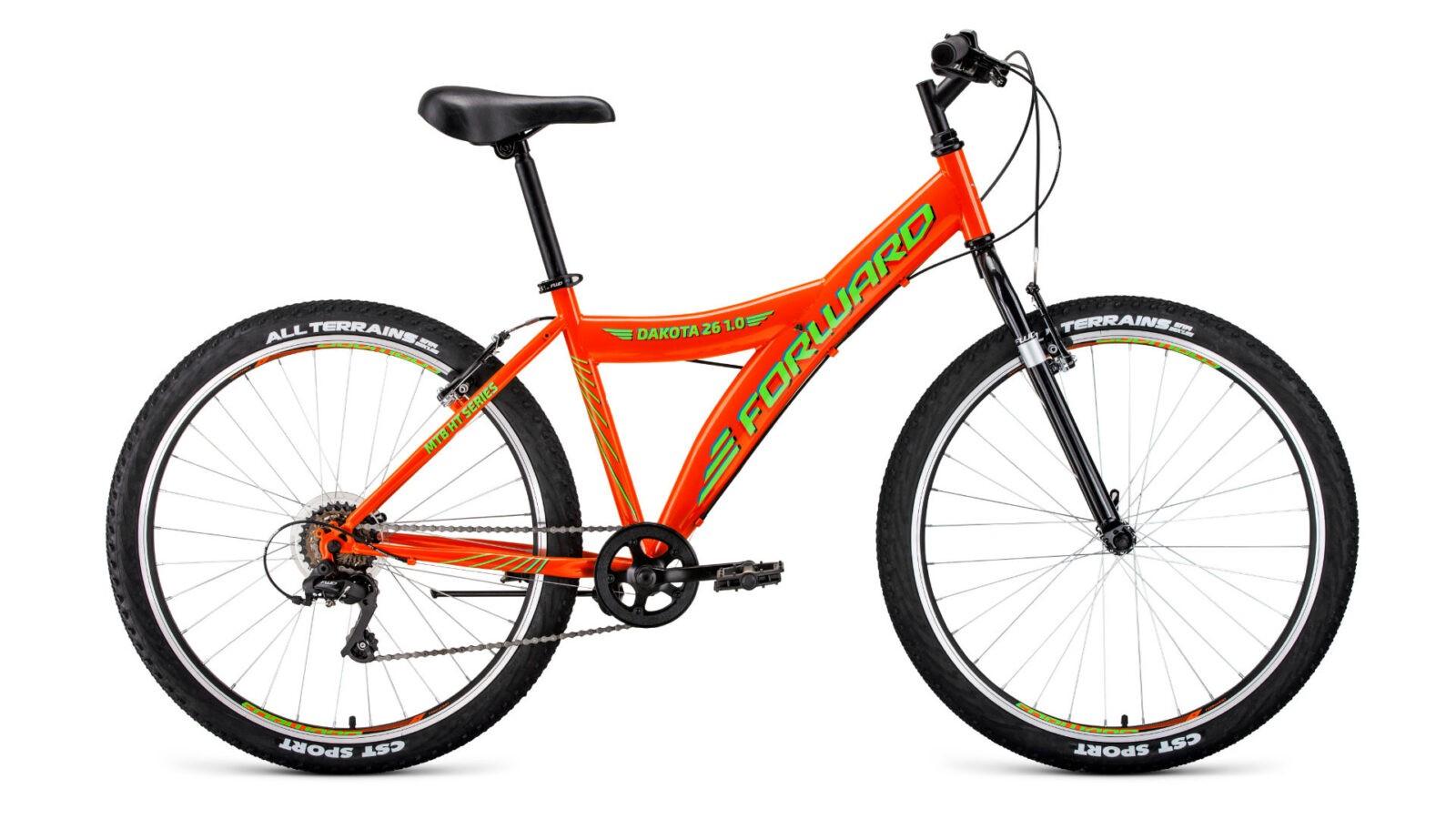 Велосипед Forward Dakota 26 1.0 (2020)