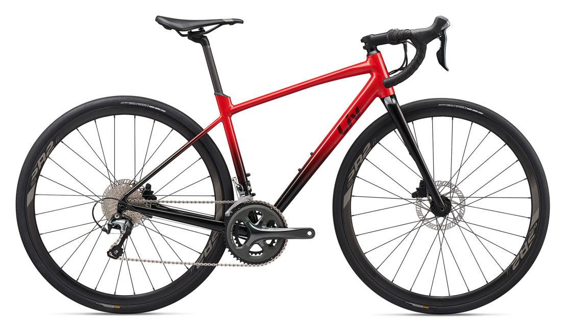 Велосипед Giant LIV Avail AR 2 (2020)