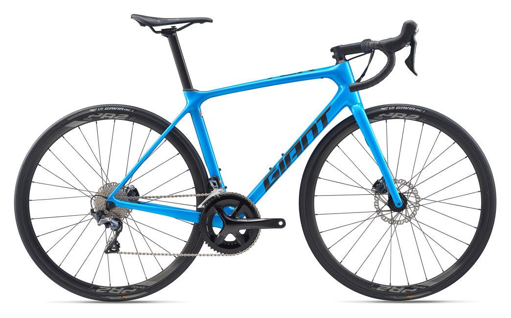 Велосипед Giant TCR Advanced 1 Disc-Pro Compact (2020)