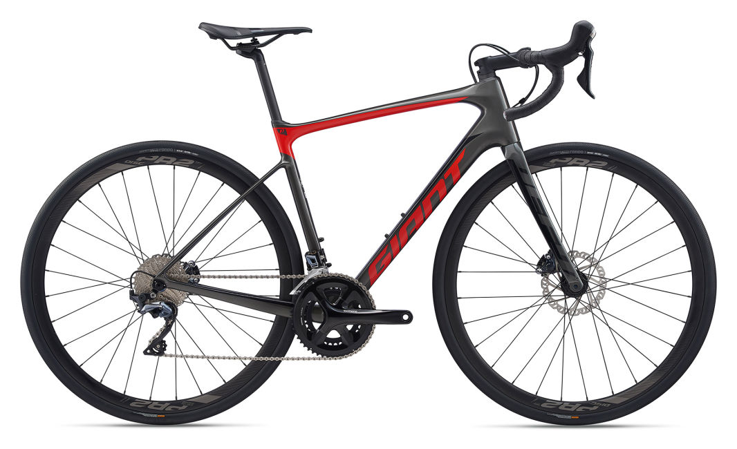 Велосипед Giant Defy Advanced 1 (2020)
