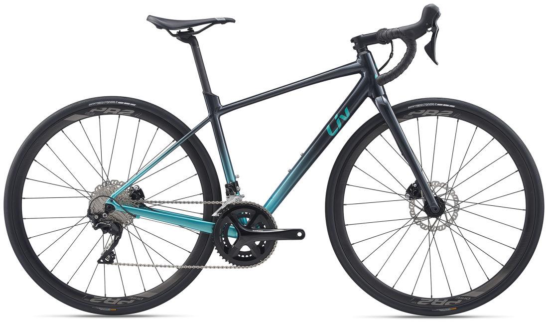 Велосипед Giant LIV Avail AR 1 (2020)
