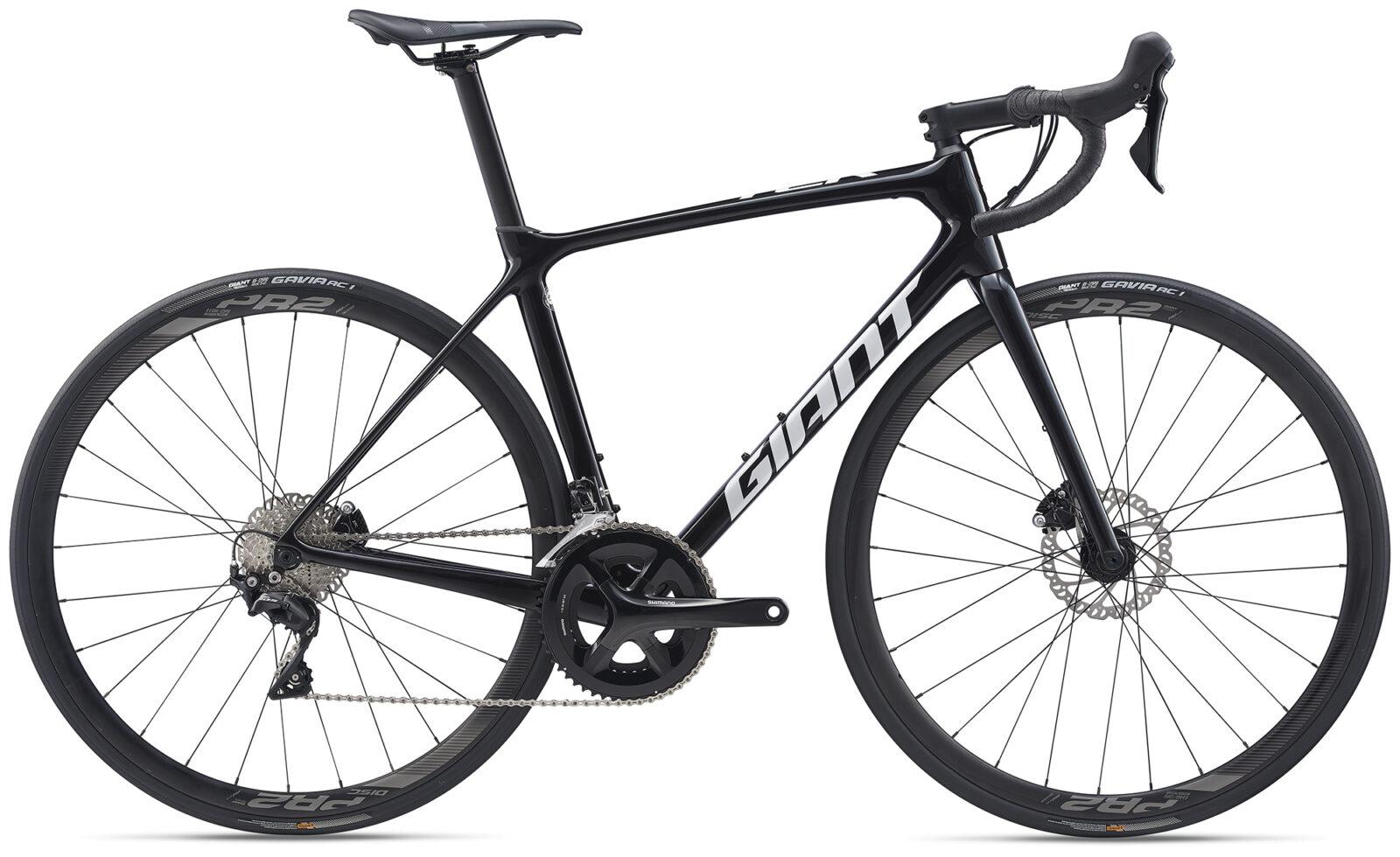 Велосипед Giant TCR Advanced 2 Disc-Pro Compact (2020)