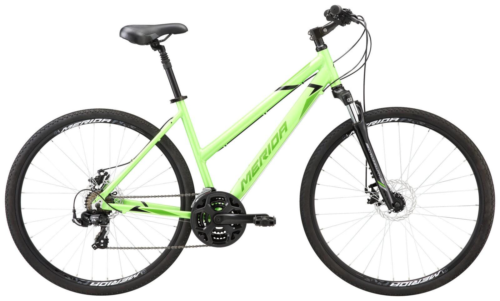 Велосипед Merida Crossway 10 MD Lady (2020)