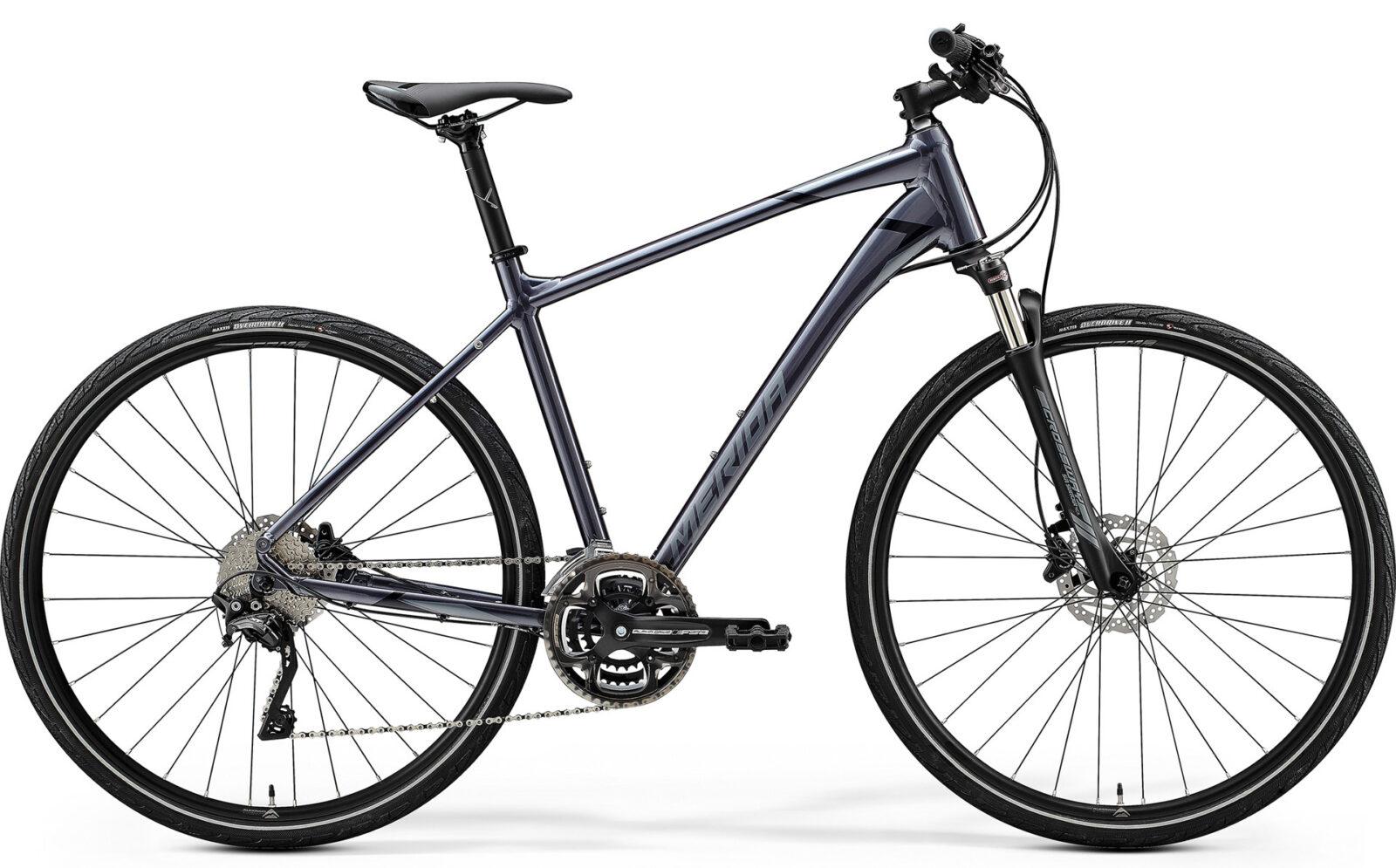 Велосипед Merida Crossway Urban 500 (2020)