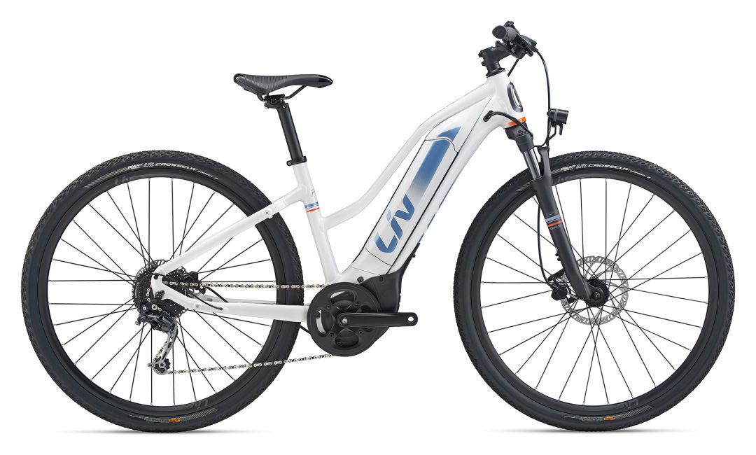 Велосипед Giant LIV Amiti-E+ 4 (2020)