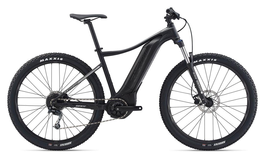 Велосипед Giant Fathom E+ 3 Power 29er (2020)