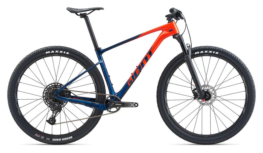 Велосипед Giant XTC Advanced 29 3 (2020)