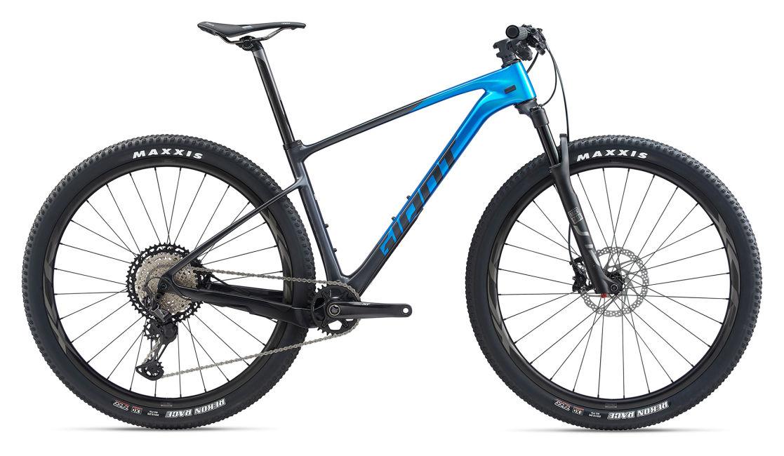 Велосипед Giant XTC Advanced SL 29 1 (2020)