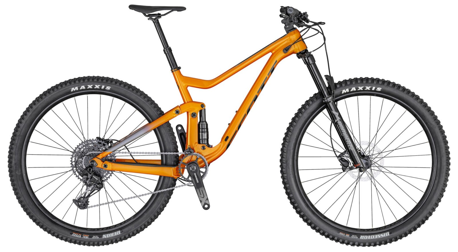 Велосипед Scott Genius 960 (2020)