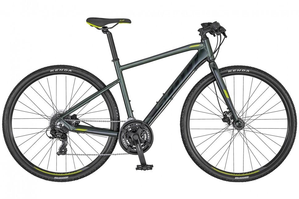 Велосипед Scott Sub Cross 50 Men (2020)