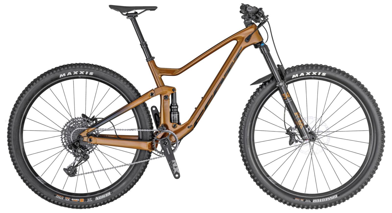 Велосипед Scott Genius 930 (2020)
