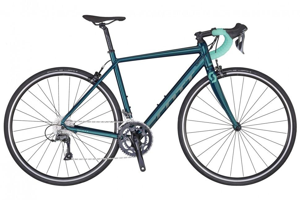 Велосипед Scott Contessa Speedster 35 (2020)
