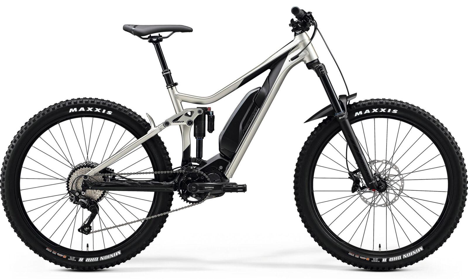 Велосипед Merida eOne-Sixty 500SE (2020)
