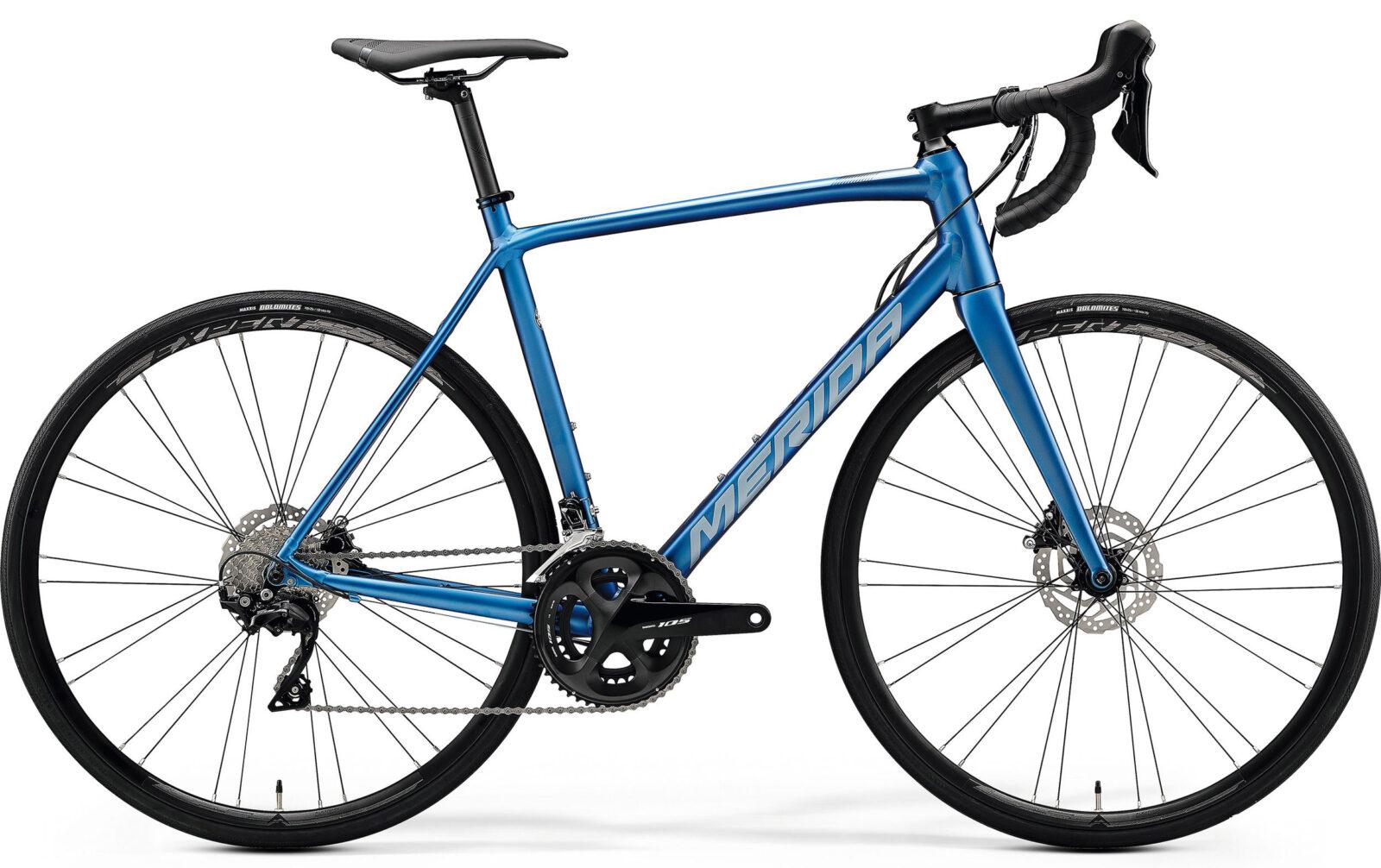 Велосипед Merida Scultura Disc 400 (2020)