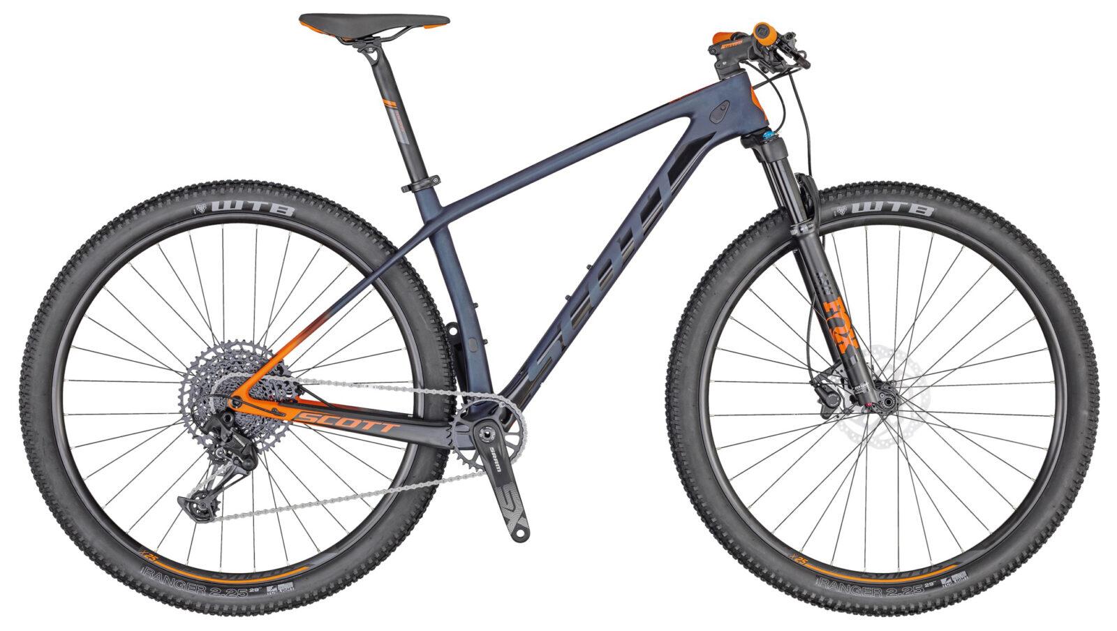 Велосипед Scott Scale 930 (2020)