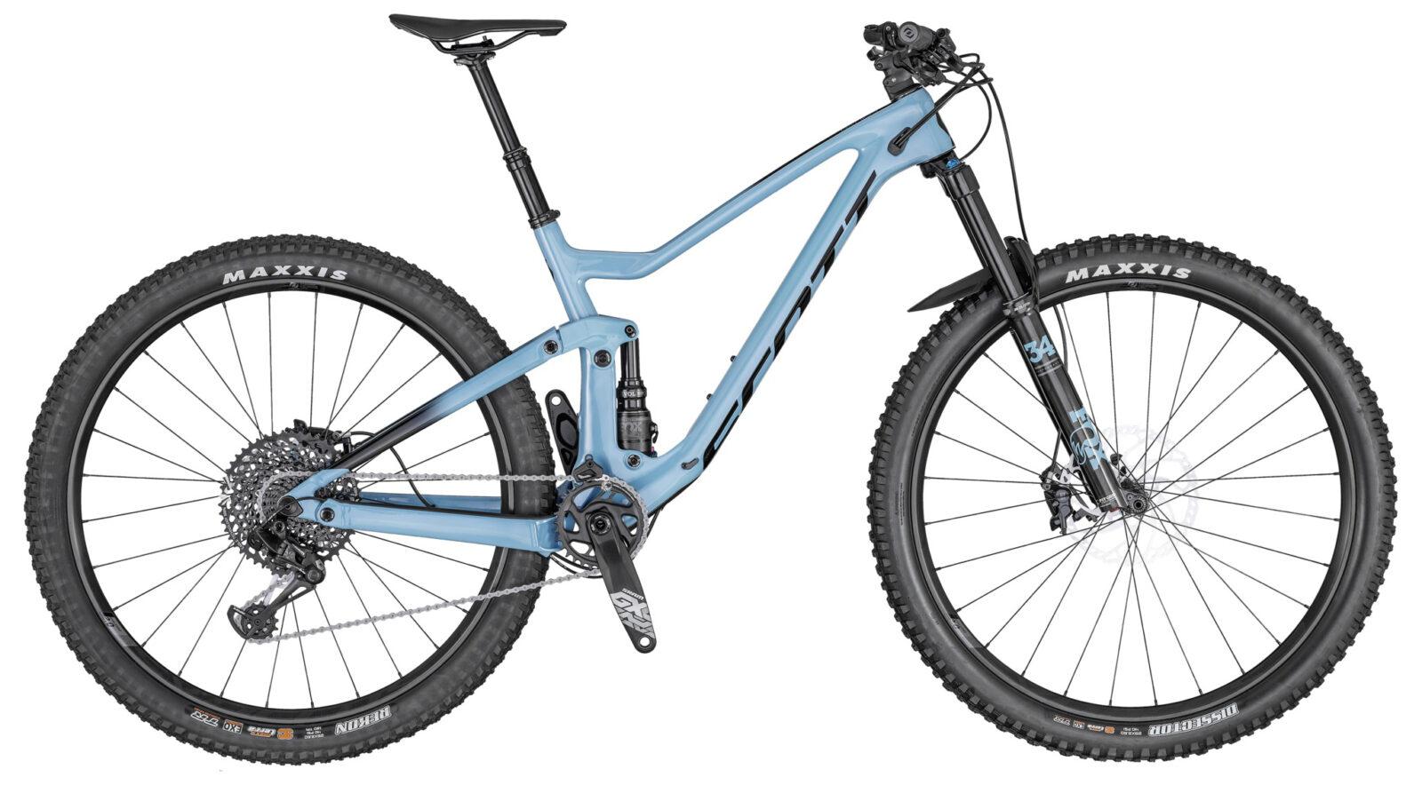 Велосипед Scott Genius 920 (2020)