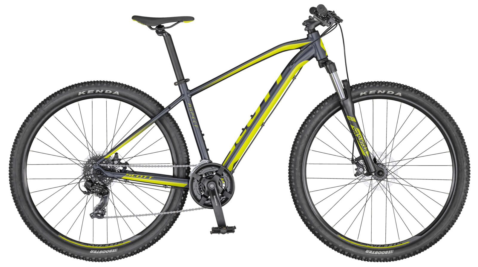Велосипед Scott Aspect 970 (2020)