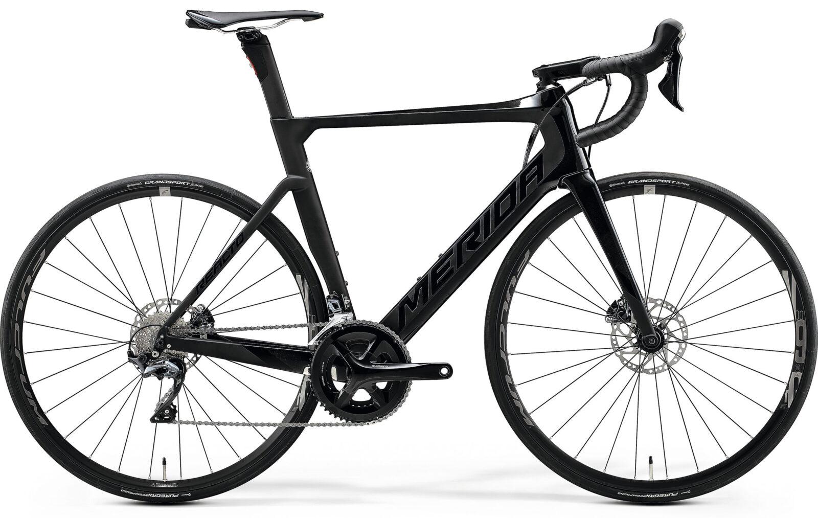 Велосипед Merida Reacto Disc-5000 (2020)