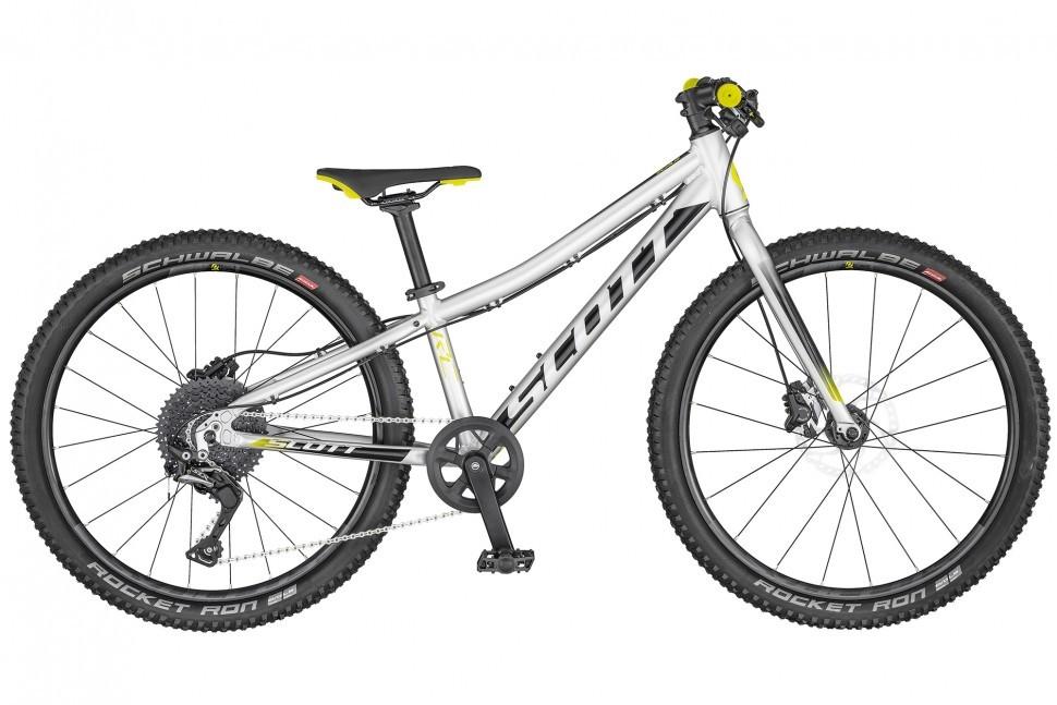 Велосипед Scott Scale RC 24 rigid (2020)