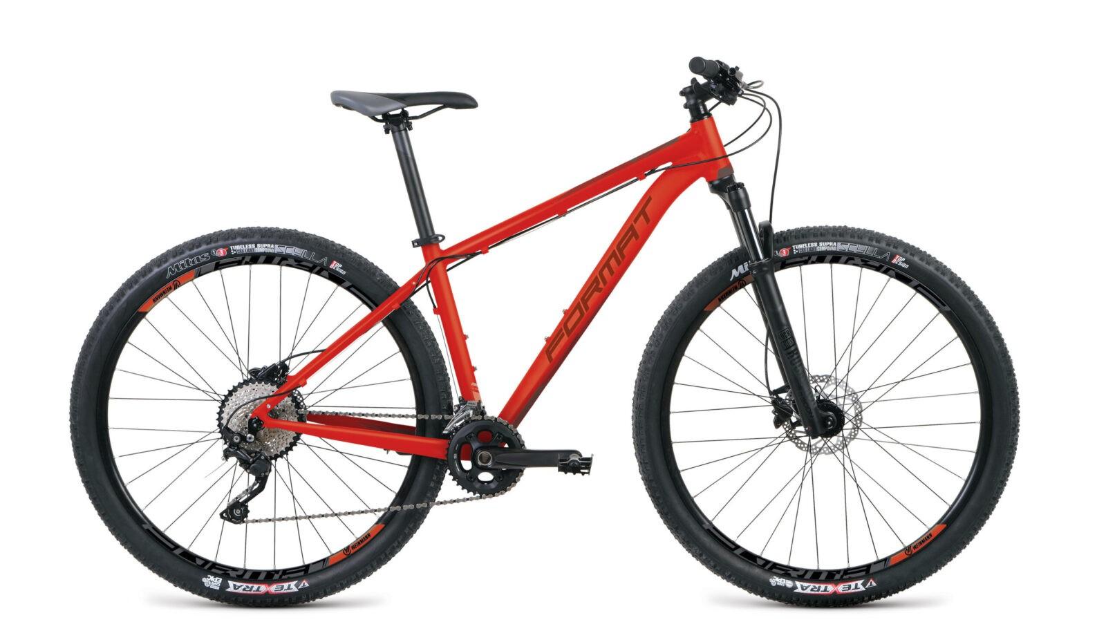 Велосипед Format 1211 27,5 (2020)