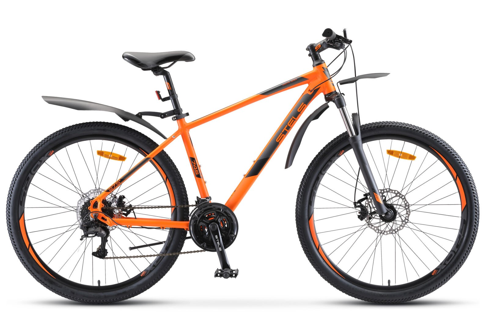 Велосипед Stels Navigator 745 MD 27.5 (2020)