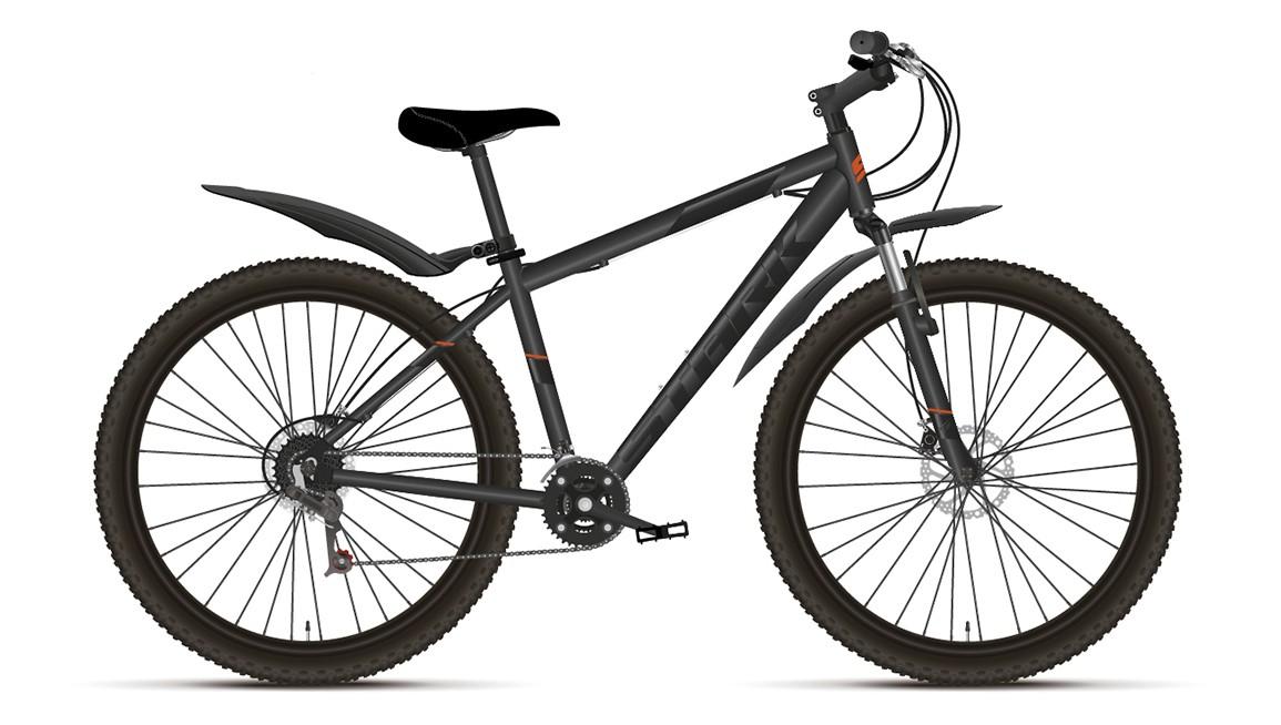 Велосипед Stark Tank 29.1 Steel (2021)