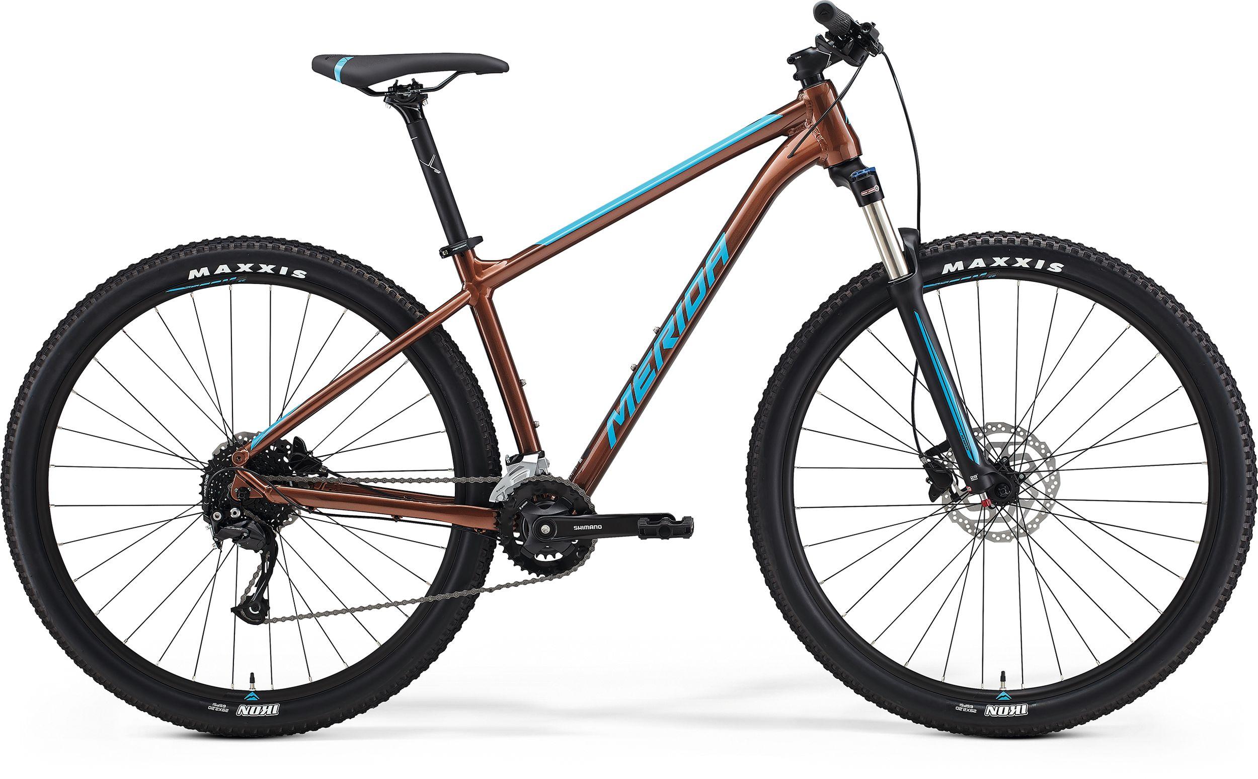 Велосипед Merida Big.Nine 100 3x (2021)