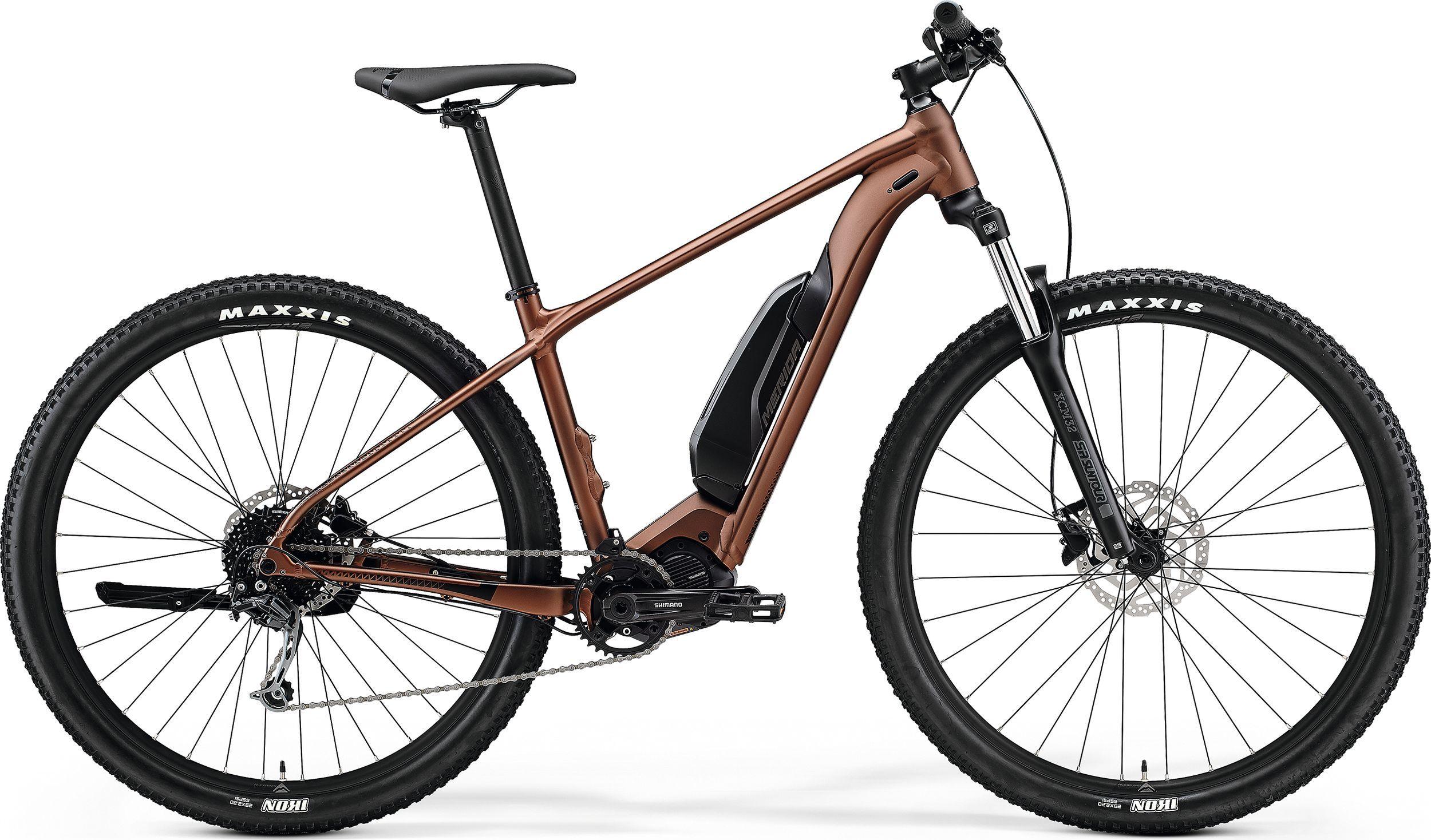 Электровелосипед Merida eBig.nine 300 SE (2021)