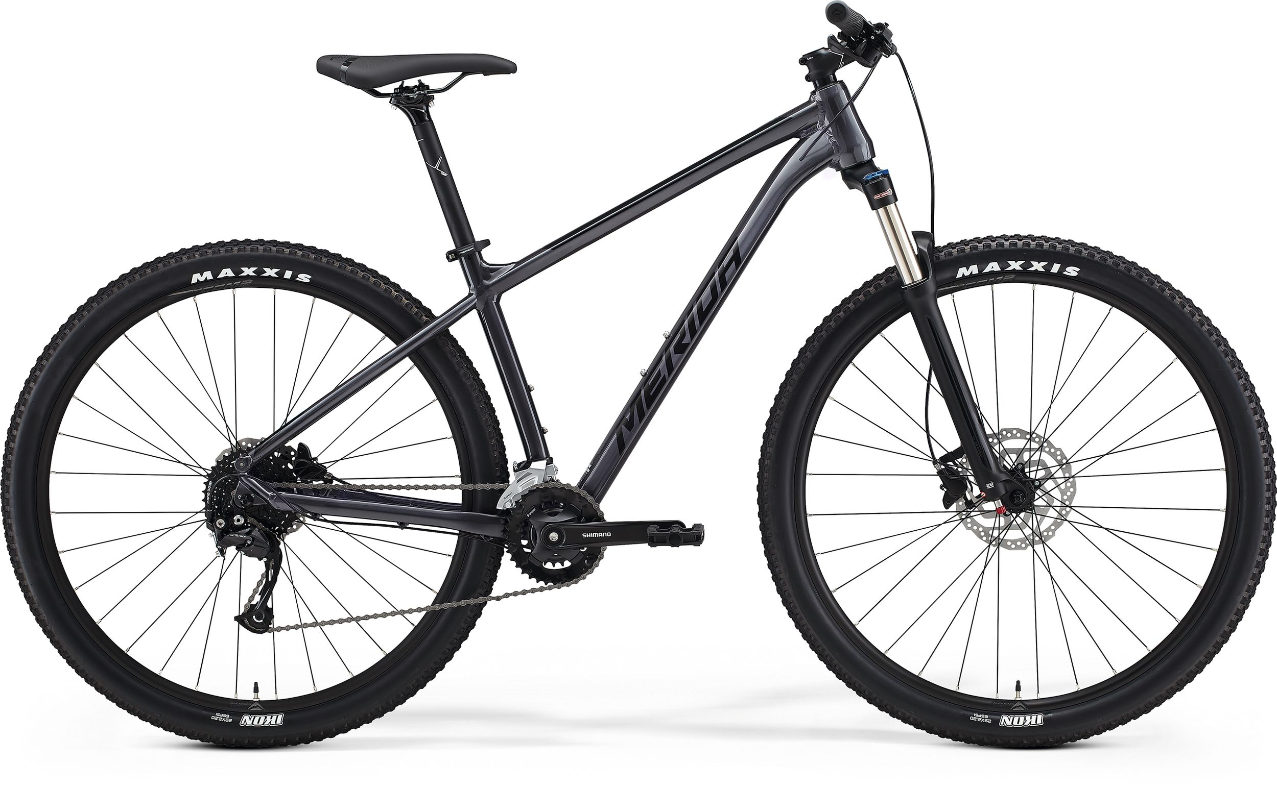 Велосипед Merida Big.Nine 100 2x 29 (2021)