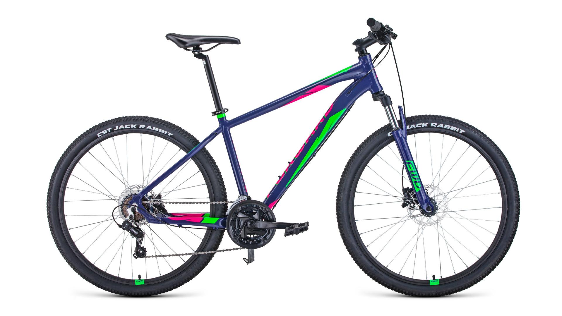 Велосипед Forward Apache 27.5 3.2 disc (2021)