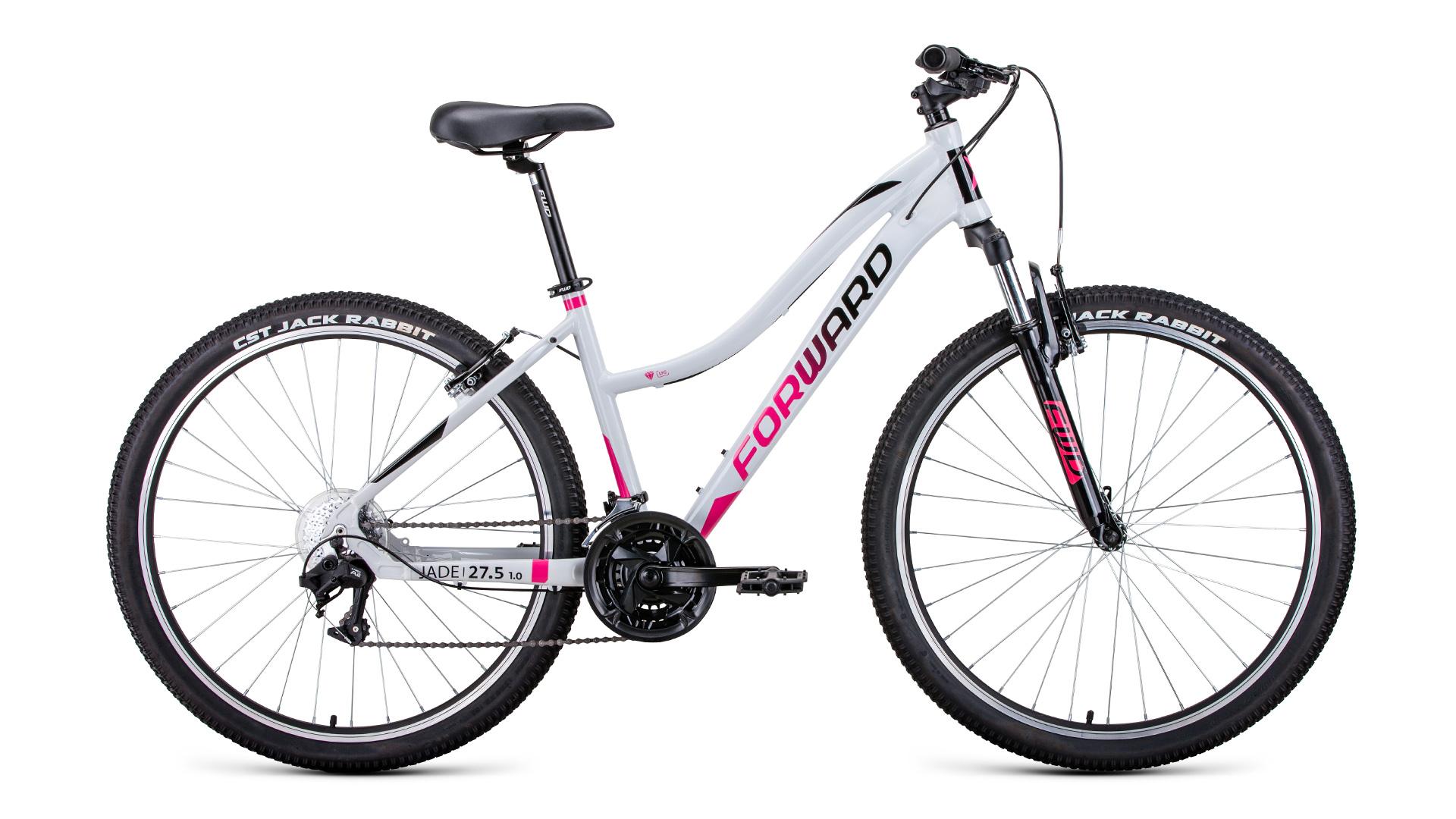 Велосипед Forward Jade 27.5 1.2 (2021)