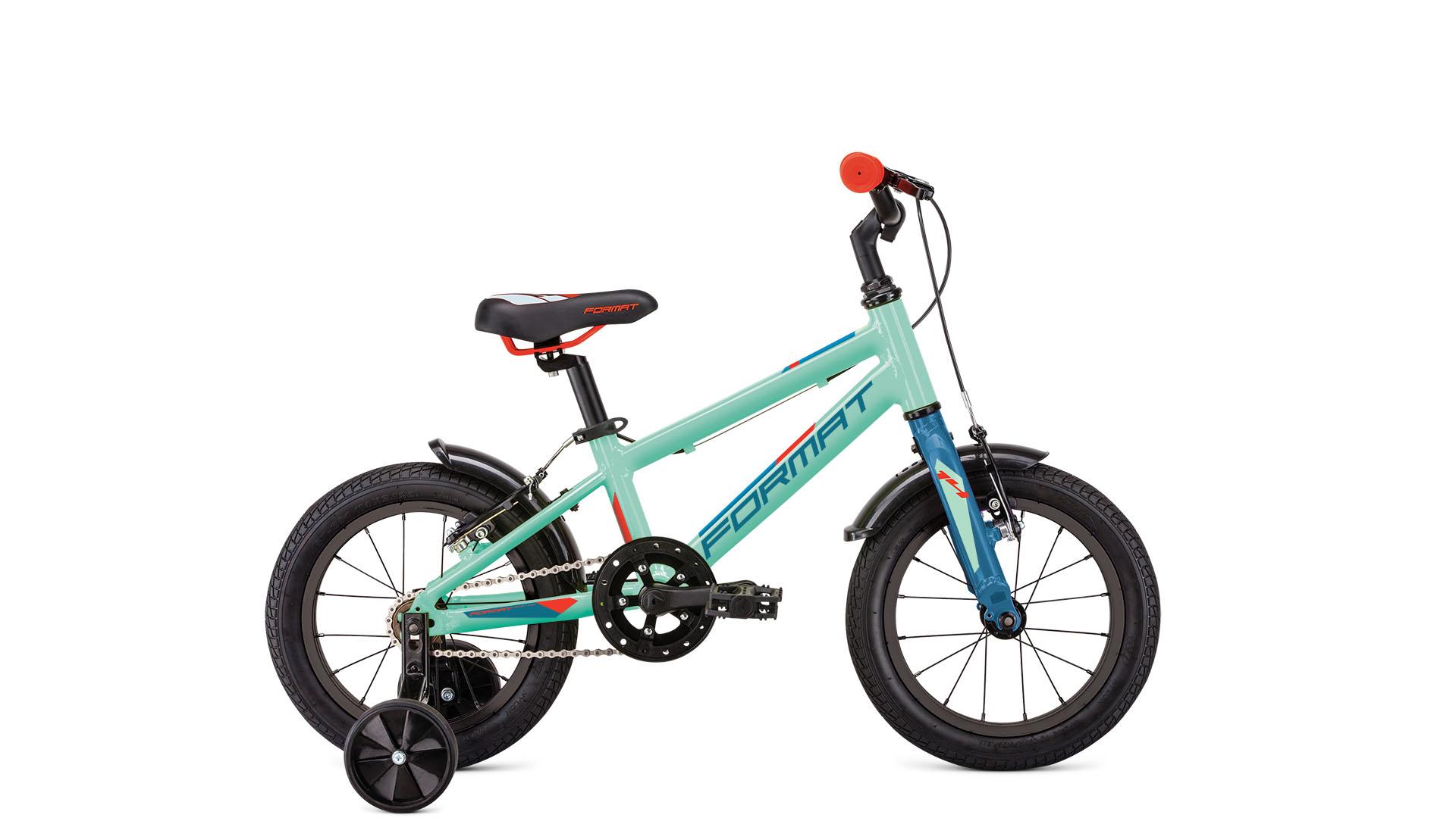 Велосипед Format Kids 14 (2021)