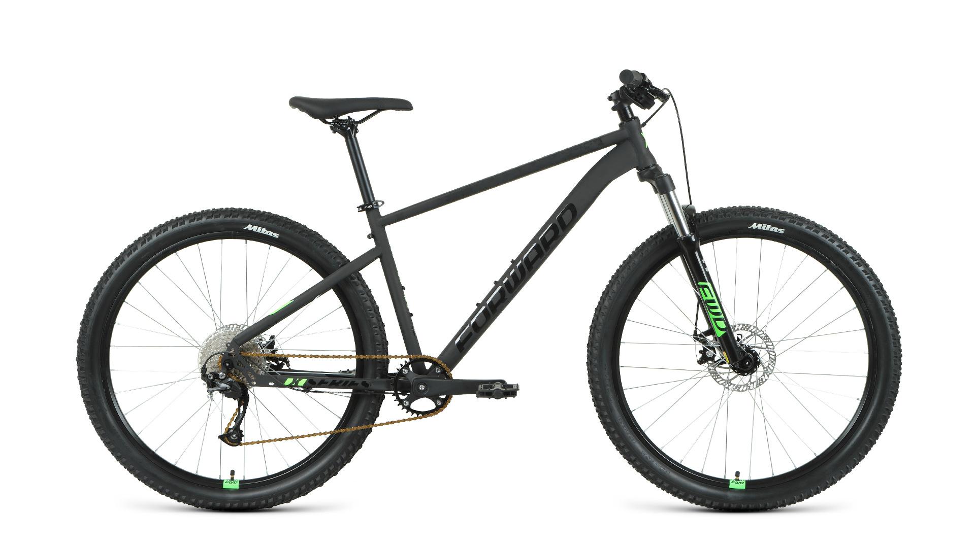 Велосипед Forward Sporting 27.5 XX (2021)