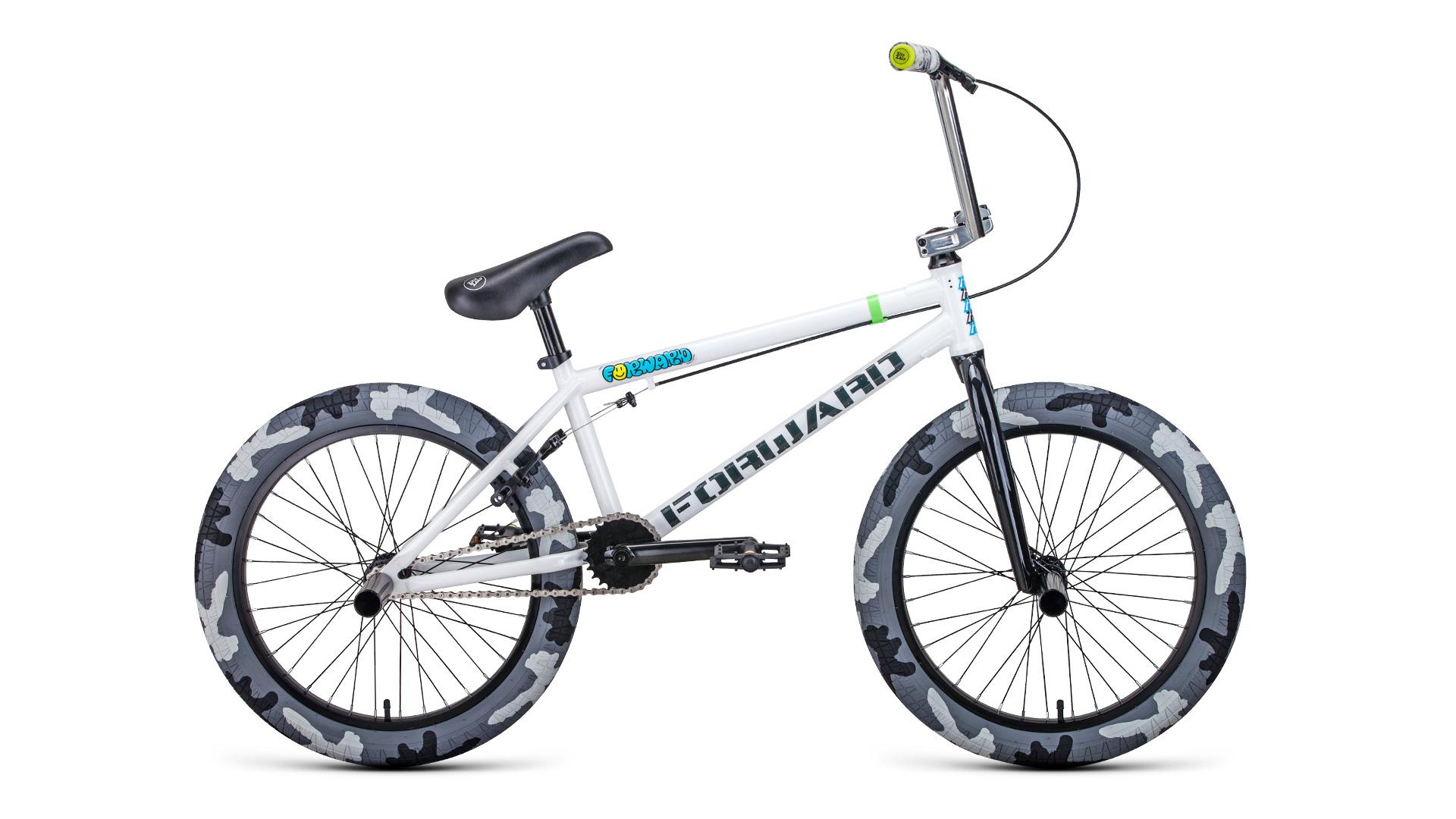 Велосипед Forward Zigzag 20 (2021)