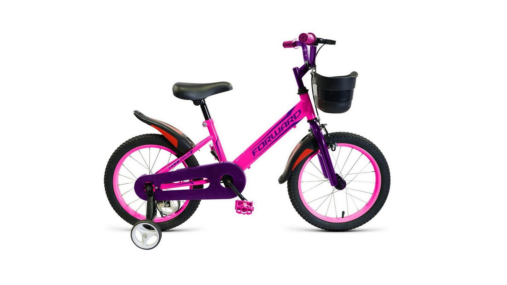 Велосипед Forward Nitro 16 (2021)