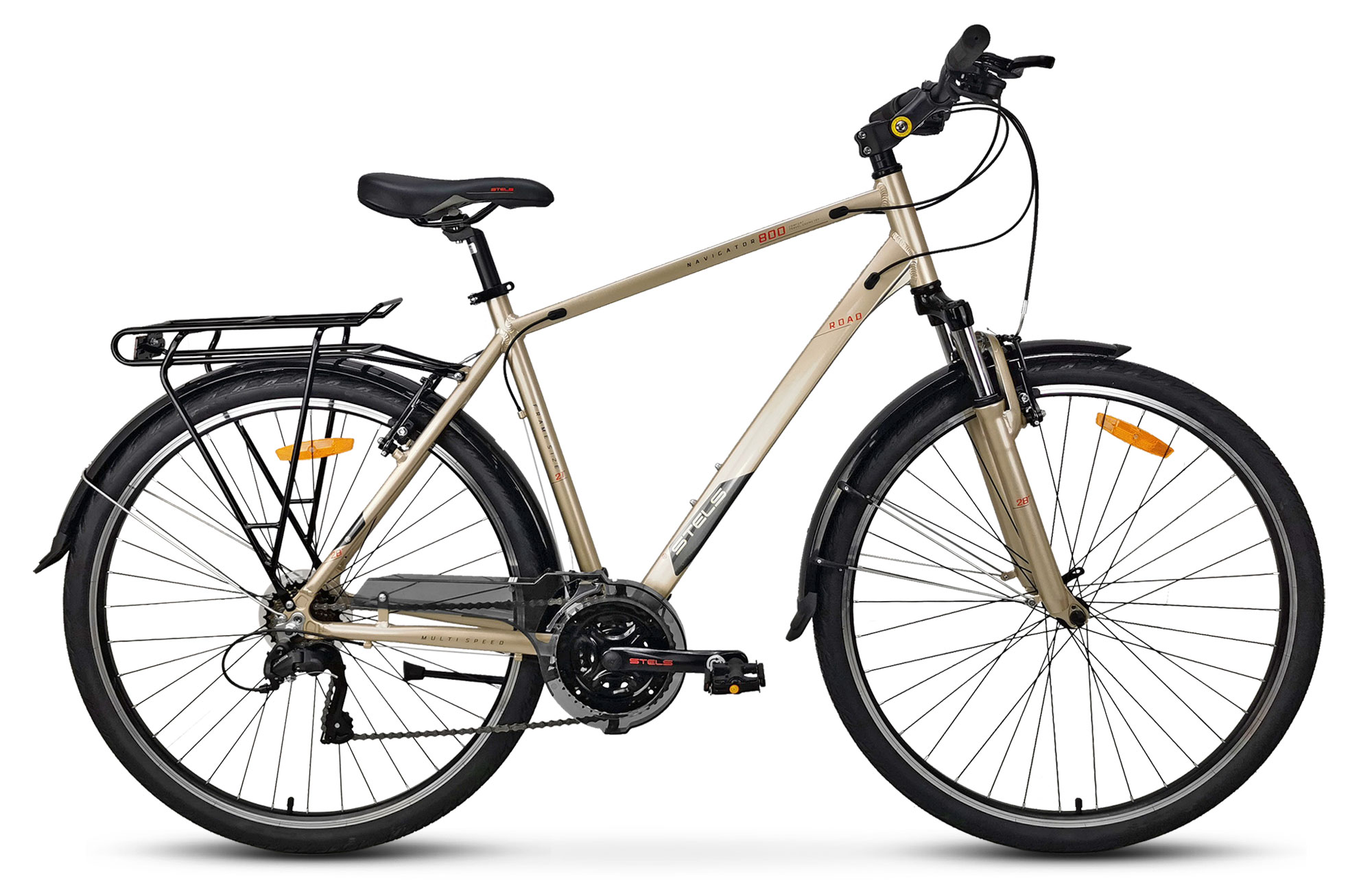 Велосипед Stels Navigator 800 V010 Gent 28 (2021)