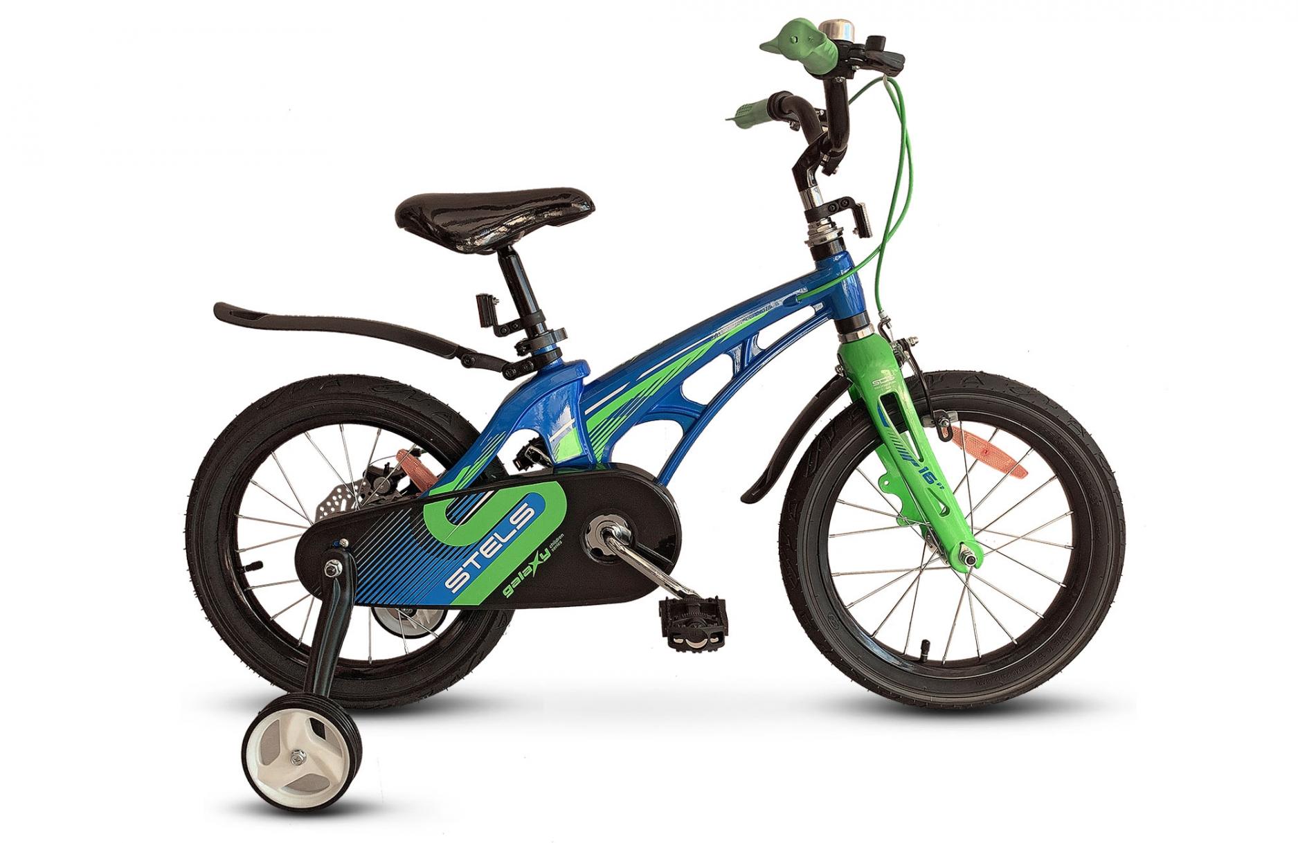 Велосипед Stels Galaxy 18 V010 (2021)