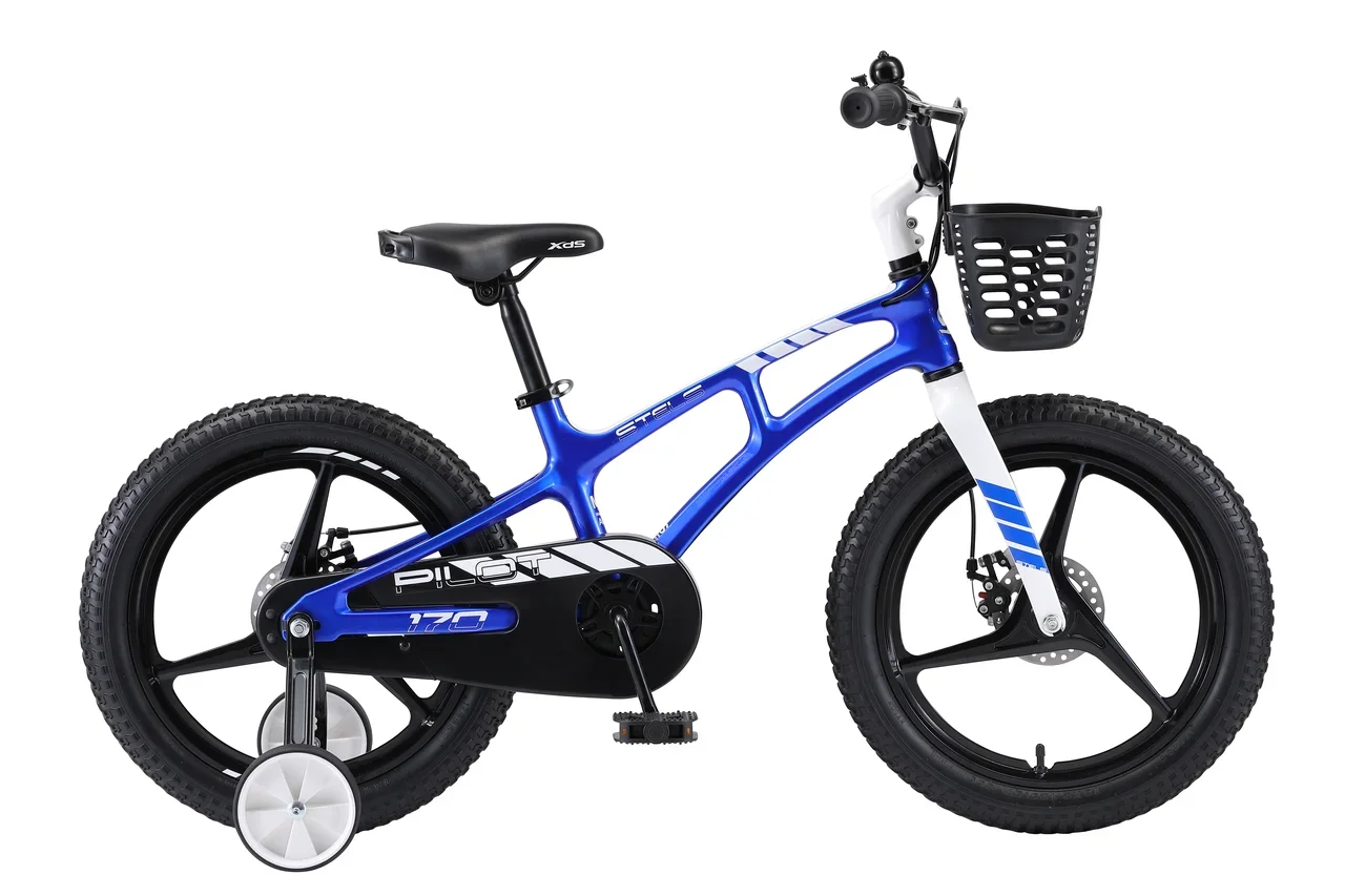 Велосипед Stels Pilot 170 MD 16 V010 (2021)
