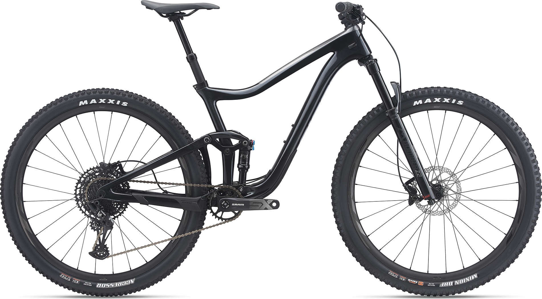 Велосипед Giant Trance Advanced PRO 29 3 (2021)