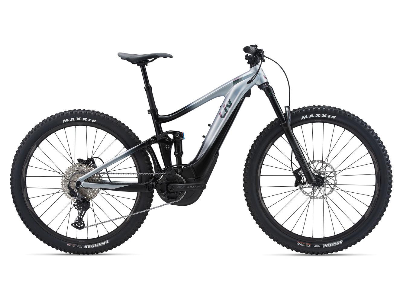 Велосипед Giant Intrigue X E+ 3 Pro 25km/h (2021)