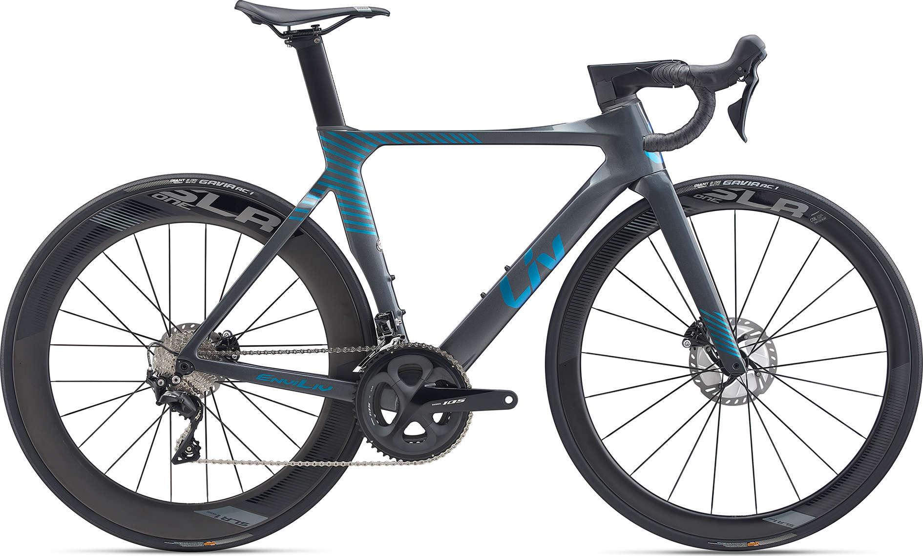 Велосипед Giant LIV Enviliv Advanced Pro 2 Disc (2021)