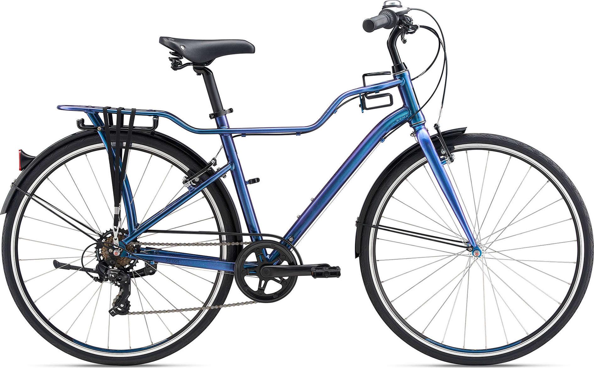 Велосипед Giant Momentum iNeed Street Mid Step (2021)