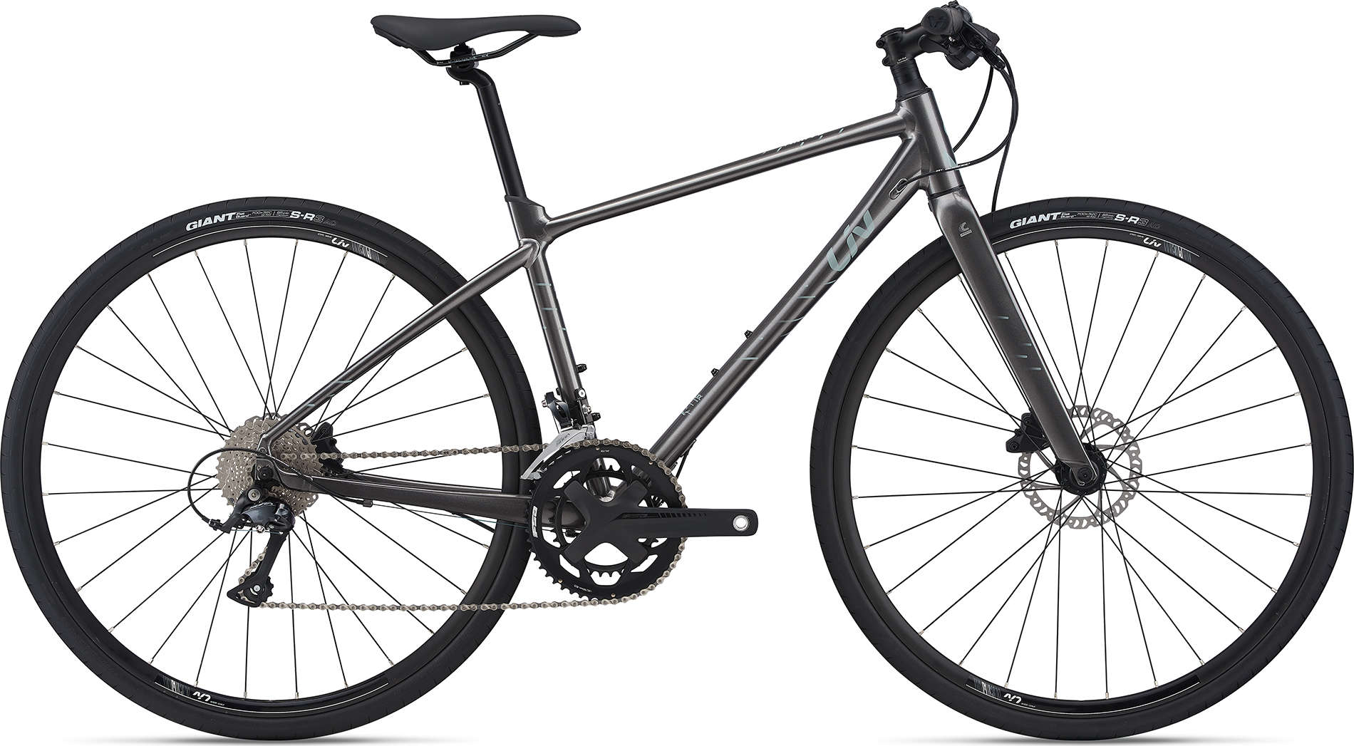 Велосипед Giant LIV Thrive 2 (2021)