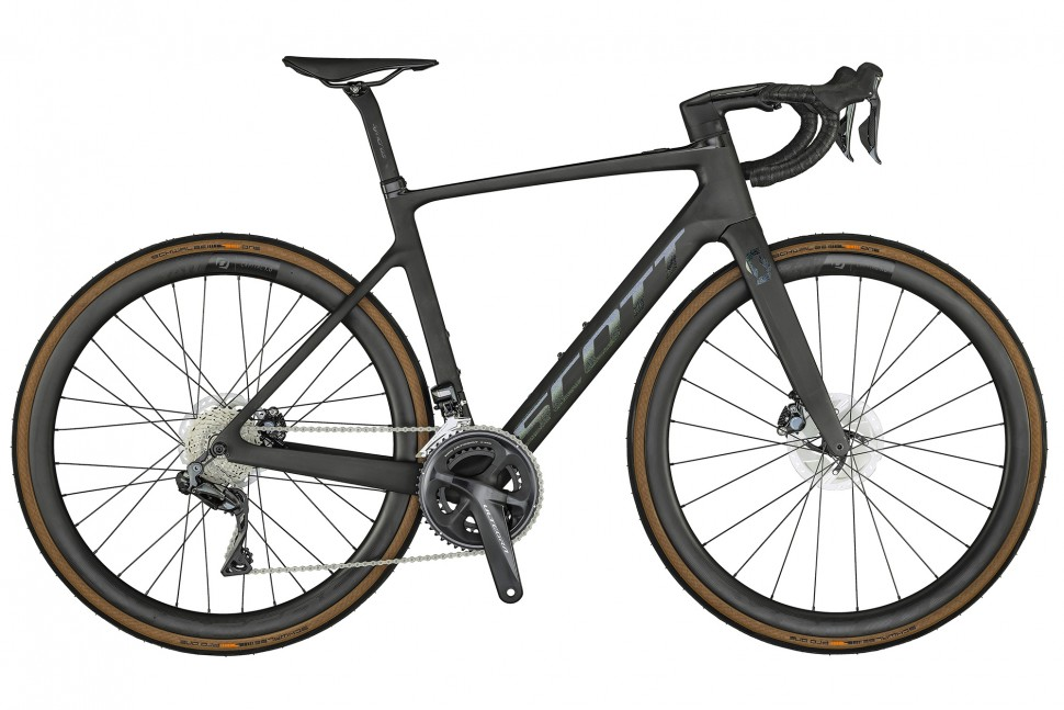 Электровелосипед Scott Addict eRIDE 10 (2021)