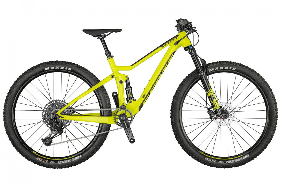 Велосипед Scott Spark 700 (2021)