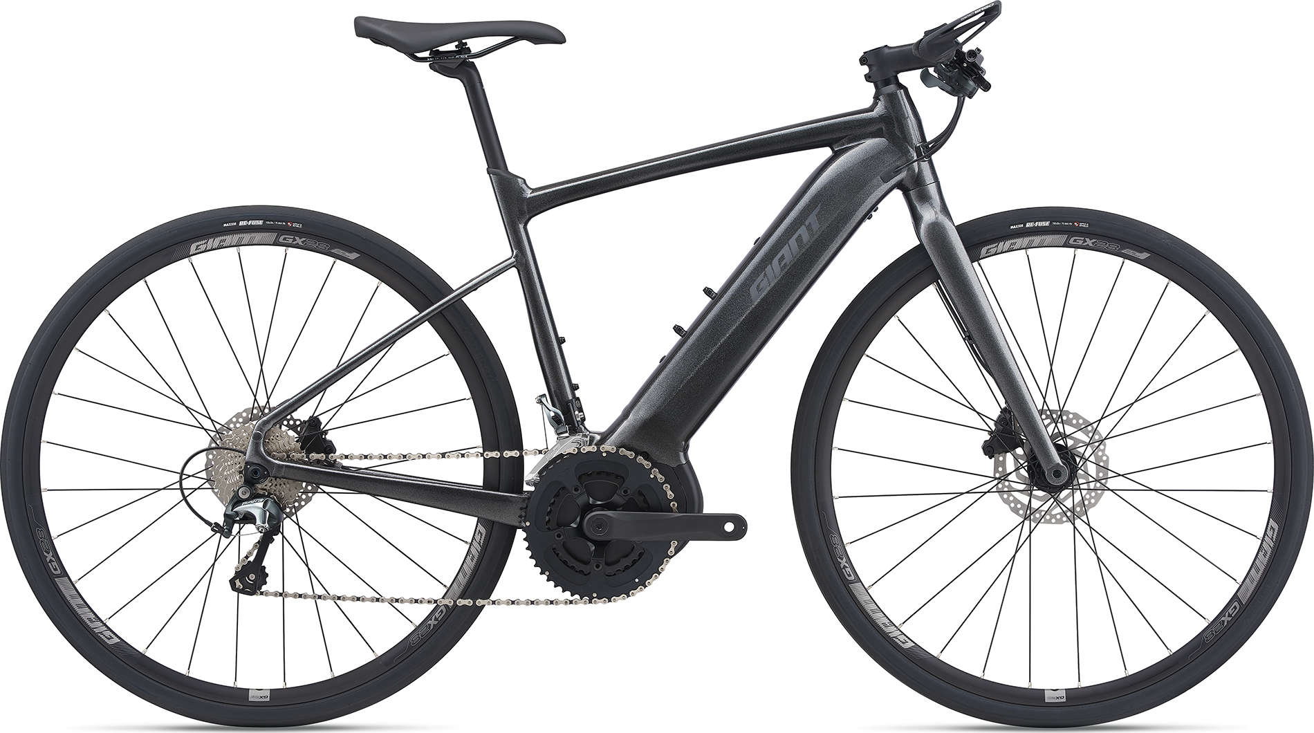 Велосипед Giant FastRoad E+ 2 Pro (2021)
