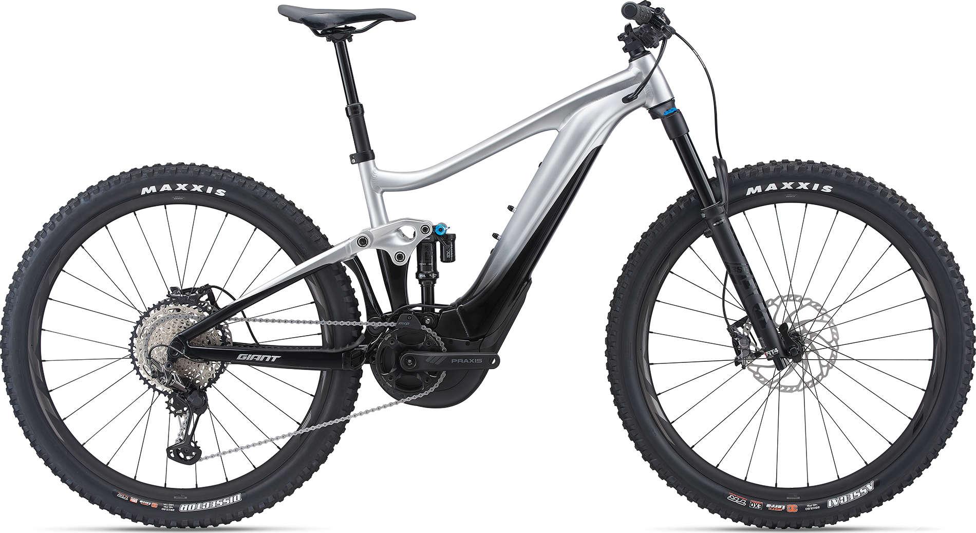 Велосипед Giant Trance X E+ Pro 29 (2021)